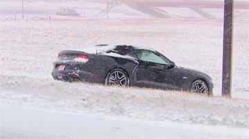 美國耶誕假期遇風雪 影響返鄉交通