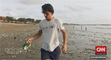 峇里島塑膠垃圾危機 年輕人發起行動守護河川
