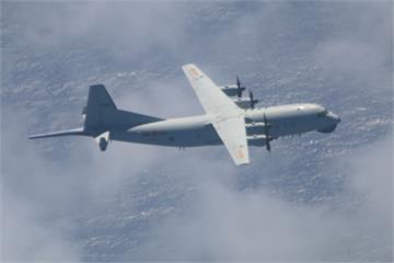 快新聞/共機又擾台! 1架運8反潛機今進入我ADIZ 空軍廣播驅離