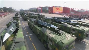 解放軍秀東風11型導彈操演 華麗詞藻大外宣