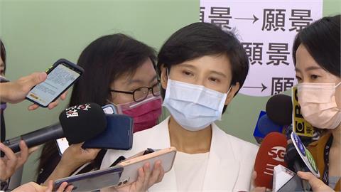 快新聞/2022台北市長選戰起手式? 鄭麗君下一步:沒有想那麼多