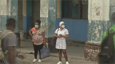 疫情嚴重等不了三期試驗 古巴國產疫苗開打