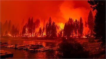 全球/天災還是人禍?美西地獄級野火災情空前