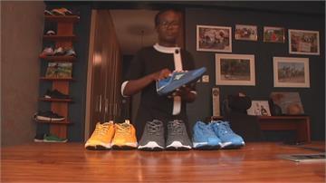 肯亞長跑揚名國際 打造特色跑鞋拚運動經濟