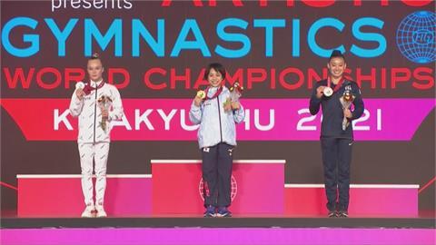 東奧體操地板銅牌村上茉愛 世錦賽奪金揮淚退休