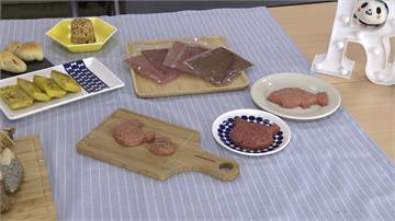寵物也要吃粽子!業者推「造型雞肉粽」一顆上百元