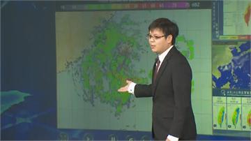 快新聞/豪大雨今夜襲台! 降雨熱點出爐「3天總雨量上看900毫米」
