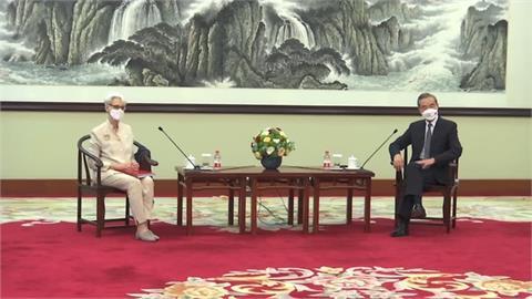 美副國務卿雪蔓關切香港新疆議題 中批「是美國的錯」