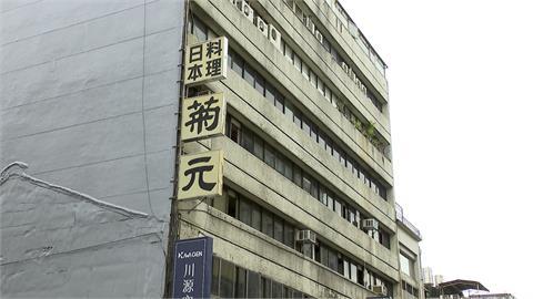 老字號不敵疫情海嘯!北市43年日本料理餐廳今天熄燈
