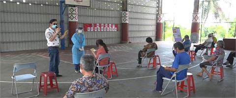 快新聞/家族烤肉釀15確診 花蓮崇德村原住民接種年齡下修至65歲