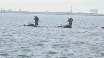 搶救2個月還是走了...操艇落海中士阿瑪勒不治
