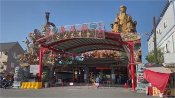 宜蘭四結福德廟仍開放點燈 因應春節加強防疫