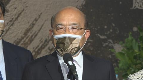 快新聞/曾說「不容黑道染指民進黨」 蘇貞昌:黨員違法必嚴厲處置