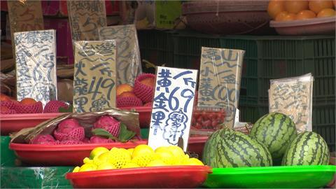 錢越來越薄!7月CPI年增1.95% 蔬菜漲兩成最多