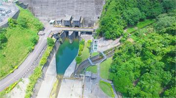 台電大觀電廠又出包!5號鋼管破裂 百公噸泥水狂瀉