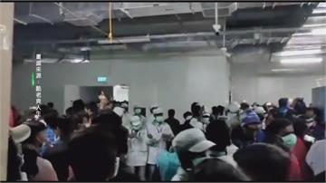 放火燒車、砸辦公室 不滿遭降薪 緯創印度代工廠近2千人暴動