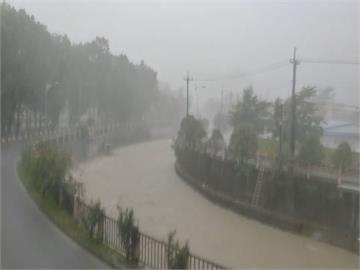 雲林斗六梅林溪回來了! 居民:已1年沒看過有水