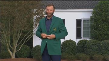 球王強森首穿綠夾克 辣妻清涼照成焦點