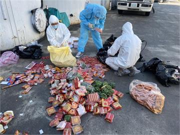 快新聞/防止非洲豬瘟! 關務署宣布:11月起疫區進口快遞不得併袋託運