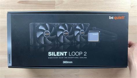 名副其實,體驗真實。be quiet! Silent Loop 2 桌機水冷
