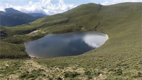 快新聞/「天使的眼淚」滿水位美景重現!  嘉明湖將限量開放步道、營地申請