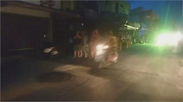 綠島南寮「無預警停電逾10小時」漆黑一片「商家無奈暫停營業」