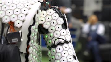 機器人也有皮膚!德國慕尼黑工業大學最新研發