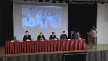 「這一刻大家都是桃園人!」蘇貞昌參加防疫聯防會議帶頭力挺