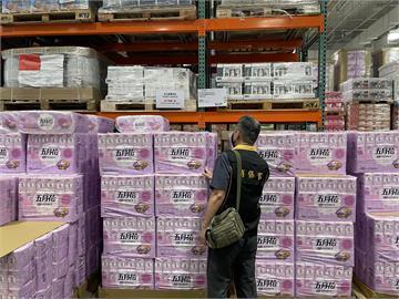 疫情升溫民眾狂購物資 北市府消保官訪查賣場杜絕哄抬物價及囤積