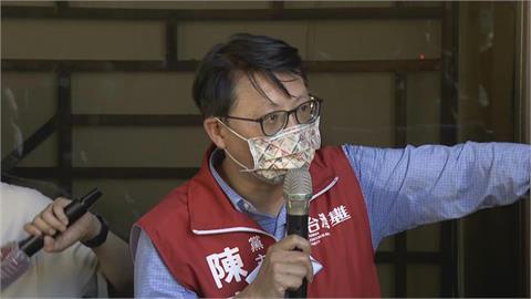 基進黨主席談罷免案 喊「做滿4年」再給陳柏惟成績單