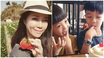 三級警戒/學生停課陳仙梅面對家有兩猴兒 拳頭都硬了 想掀桌!