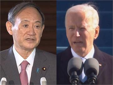 快新聞/菅義偉4月上旬將訪美國 拜登上任後首位會面外國領袖