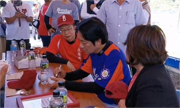 快新聞/全台解封首日 賴清德回台南樂打棒球