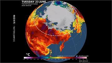 俄羅斯熱浪侵襲 北極圈內高溫38度破紀錄