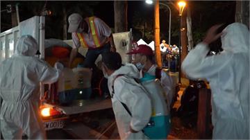 熱氣球嘉年華湧遊客 台東觀光景點大消毒