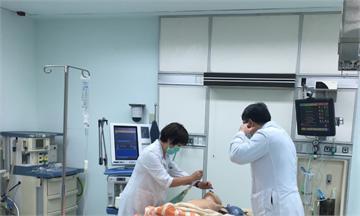 新型呼吸器縮短搶救時間!醫療效率大幅提升