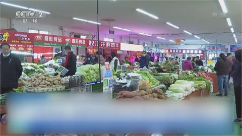 窮到只能吃肉?中國菜價狂飆漲 罕見比肉貴