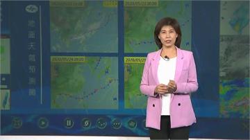 快新聞/豪雨狂炸南台 氣象局:入夜至明天清晨各地雨勢緩和