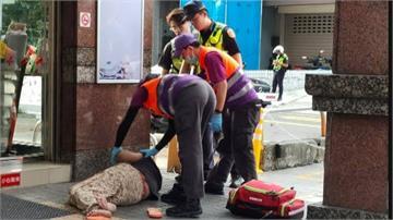 男灌「一瓶米酒」超商ㄎ一ㄤ掉浪費2員警、2救護人員處理他!