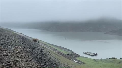 石門水庫進帳1800萬噸 新竹解除紅燈限水有望