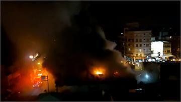 宜蘭夾娃娃店暗夜竄火 火噬機台幸無人傷
