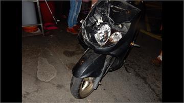 男穿越馬路遭機車撞飛 全身傷還被罰300元