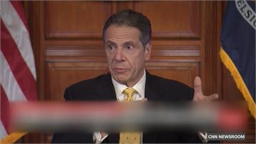 紐約州確診突破10萬例 州長郭莫授權強制徵收呼吸器