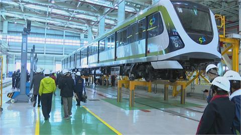 中捷綠線恢復試營運 首4日累積運量逾31萬人次
