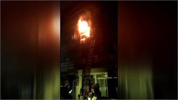 板橋出租套房氣爆是人為?警方懷疑死者製作爆裂物