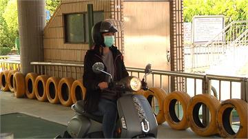 禁無「罩」駕駛!雲林監理所考駕照須戴口罩