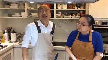 直播辯駁「母語在家學」爭議 韓國瑜:給爺爺奶奶教,然後辦比賽