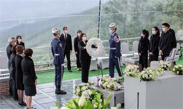 快新聞/蔡英文追思李登輝 會深化台灣民主讓人民更團結
