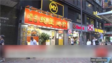 反送中影響商家 米其林餐廳生意跌四成