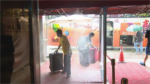 漢王飯店提供140房間 助日月光宿舍分流降載